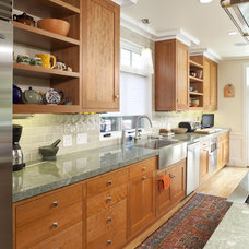 Traditional Kitchen by Camber Construction