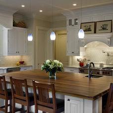 Traditional Kitchen by Carolina Design Associates, LLC