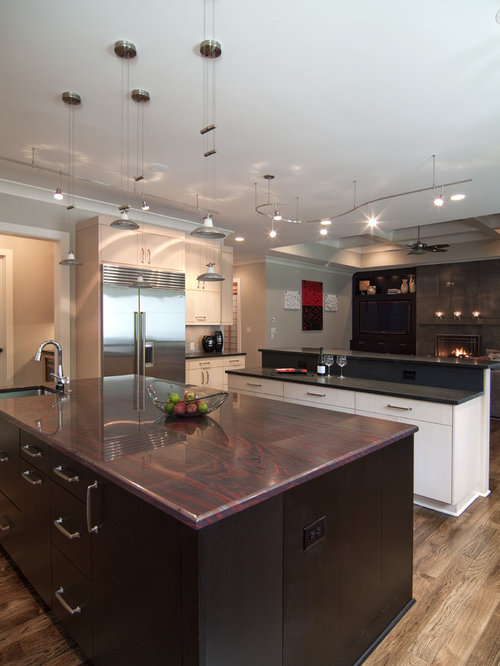 Red granite countertops houzz Kitchen platform granite design