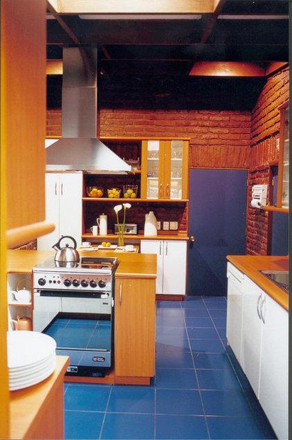Eclectic Kitchen by Carolina Katz + Paula Nuñez