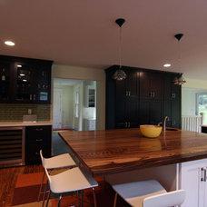 Contemporary Kitchen by CBI Design Professionals, Inc.