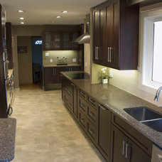 Contemporary Kitchen by Centennial 360