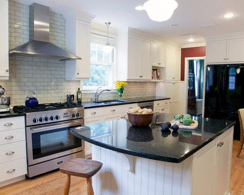 Kitchen With Center Island kitchen center island | houzz