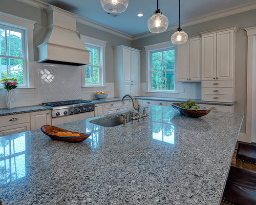 Azul Platino Granite Home Design Ideas, Pictures, Remodel ...