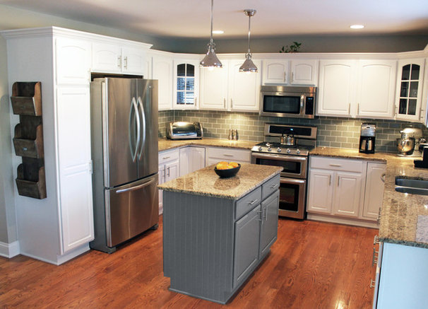 Taking a Kitchen From Beige to Bright for Less Than $9,000