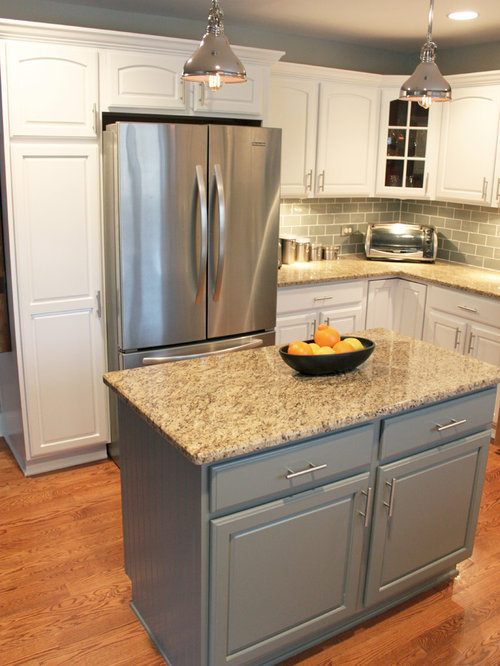 Cabinet Next To Fridge Home Design Ideas Pictures Remodel And Decor