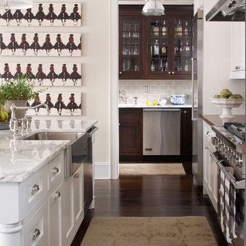 Kitchen- Chalet Interiors