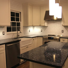 Traditional Kitchen by Change Your Bathroom, Inc.
