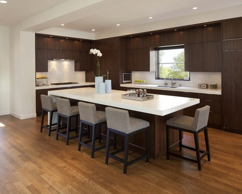 Dark Walnut Cabinet Ideas, Pictures, Remodel and Decor