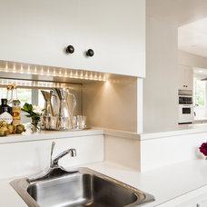 Contemporary Kitchen by Cheryl Burke Interior Design