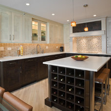 Contemporary Kitchen by Cheryl D & Company
