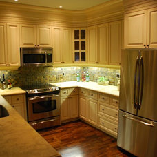 traditional kitchen by Chic Decor & Design, Margarida Oliveira