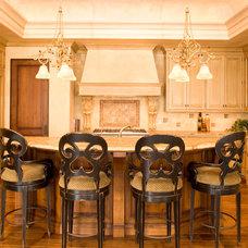 Mediterranean Kitchen by Choice Wood Company