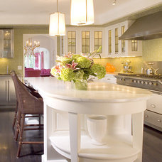 Eclectic Kitchen by Choice Wood Company