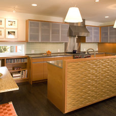 Contemporary Kitchen by Choice Wood Company