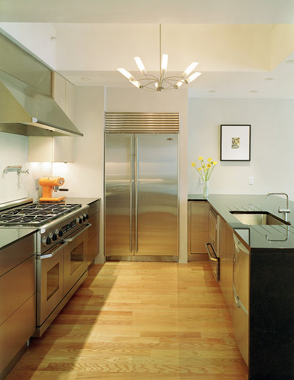 Contemporary Kitchen by Chris Johnson