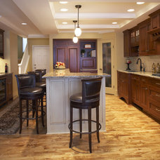 Traditional Kitchen by Christine Sutphen, ASID, NCIDQ