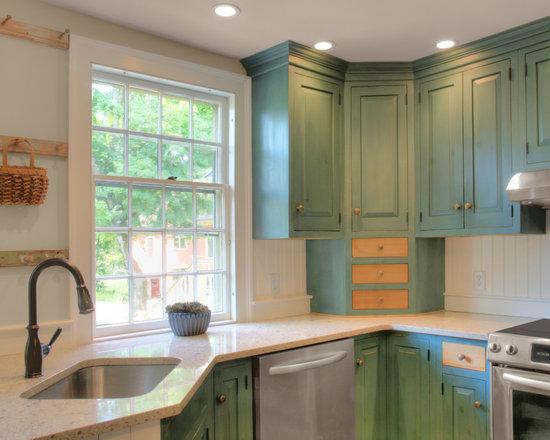 apartment kitchen cabinets   houzz