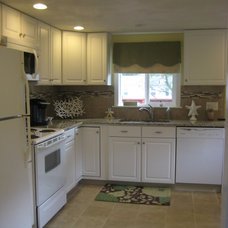 Traditional Kitchen by Lowes of Seekonk, MA
