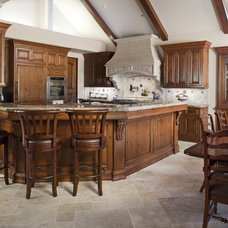 Traditional Kitchen by Claudio Ortiz Design Group, Inc.