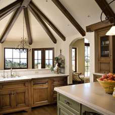 Rustic Kitchen by Claudio Ortiz Design Group, Inc.