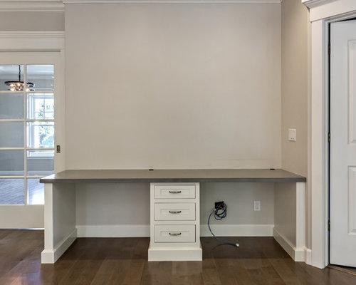 Kitchen Computer Desk Home Design Ideas, Pictures, Remodel and Decor