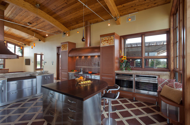 9 Award-Winning Kitchens from KBIS 2013 to Drool Over