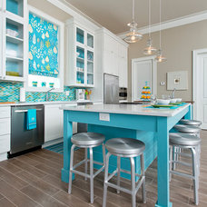 Eclectic Kitchen by nkba.org