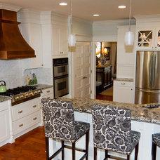 Contemporary Kitchen by Karen Spiritoso Home Designs By Karen