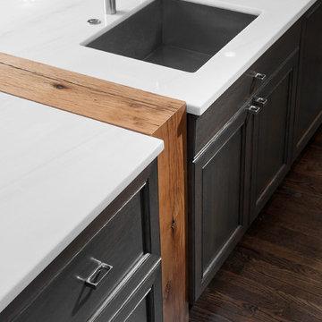 Kitchen Counter Detail