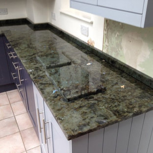 Labradorite Blue Granite | Houzz