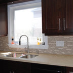 backsplash panels kitchen kitchen countertop and backsplash modern kitchen 1435