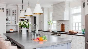 Kitchen Countertop, Island & Dry Bar