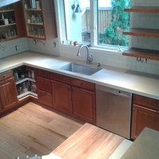 Craftsman Kitchen by Coates Custom Design