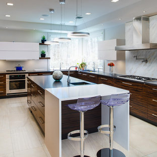 kitchen designs images with island thermofoil cabinets houzz 8018