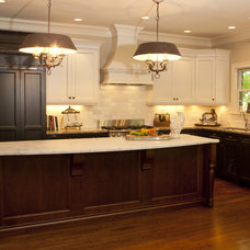 Traditional Kitchen by Creative Kitchen and Bath