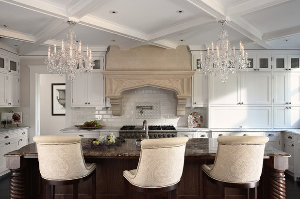 Traditional Kitchen by Creative Lighting