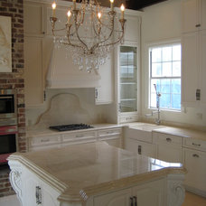 Traditional Kitchen by LaBruyere Stone