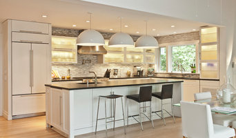 Kitchen: Custom Cabinetry & Island Table