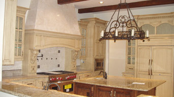 Kitchen, Custom Cabinetry