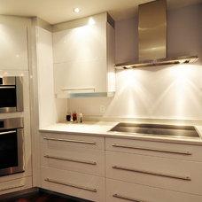 Contemporary Kitchen by Creative Kitchen Designs