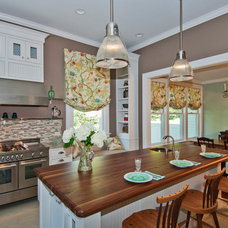 Traditional Kitchen by D.P. Thomas Construction, Inc.