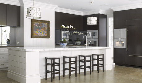 Room of the Week: A Luxurious Kitchen for Entertaining in Style