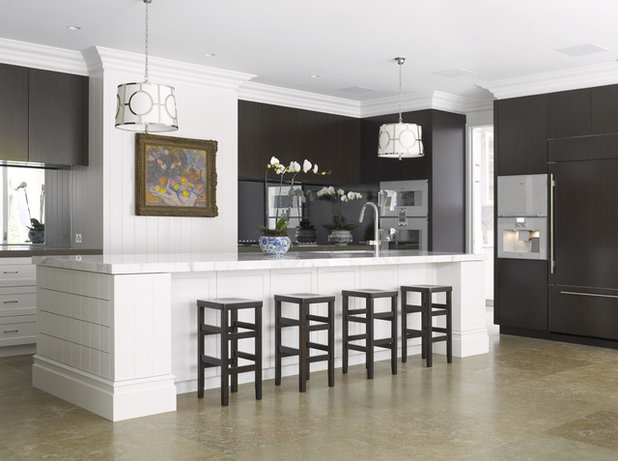 American Traditional Kitchen by Dan Kitchens Australia