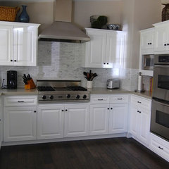 contemporary kitchen by Dana Nichols