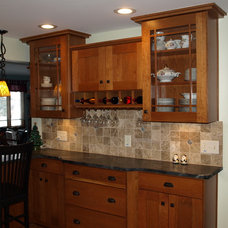 Contemporary Kitchen by Dave Albertson