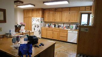 Kitchen Declutter & Organization
