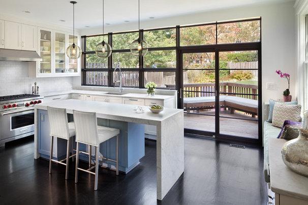 Contemporary Kitchen by Anthony Wilder Design/Build, Inc.