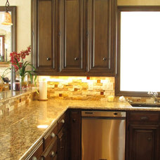 Kitchen by Delightful Designs by Ashley