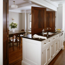 Traditional Kitchen by Denise DeCoster Architect